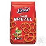 Брецелі Croco максі солоні 80г