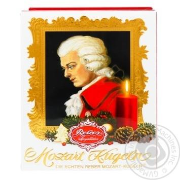 Reber Mozatr-Kugeln chocolate candy 120g - buy, prices for CityMarket - photo 1