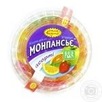 Карамель Очень Вкусно Монпансье асорті 100г