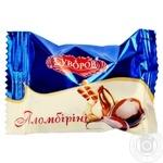 Цукерки Пломбірна Суворов ваг