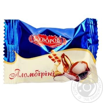 Suvorov Plombir Candies - buy, prices for Novus - photo 1