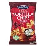 Чіпси Santa Maria Tortilla кукурудзяні з чилі 185г