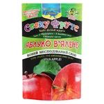 Яблуко Crazy Фрутс в'ялене 35г - купити, ціни на МегаМаркет - фото 1