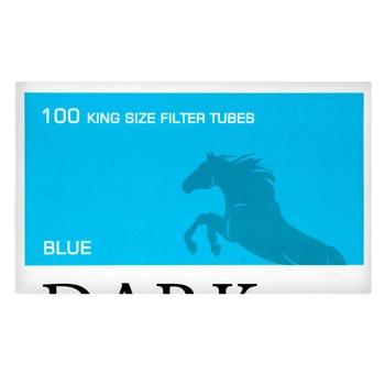 Гильзы Dark Horse Blue 100шт - купить, цены на Восторг - фото 1