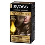 Фарба для волосся без аміаку SYOSS Oleo Intense 3-10 Глибокий каштановий 115мл