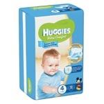 Подгузники Huggies Ультра Комфорт Boy 4 8-14кг 19шт