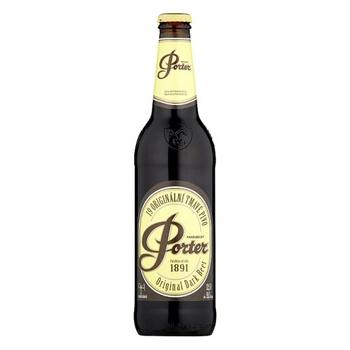 Pernstejn Porter Dark Beer  8% 0,5l - buy, prices for Auchan - photo 1