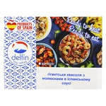 Delfin With Clams In Spanish Sauce Giant Beans 300g