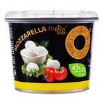 Сир Моцарелла Organic Milk органічна 45% 175г