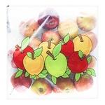 Яблуко поліетиленовий пакет 2000г Україна