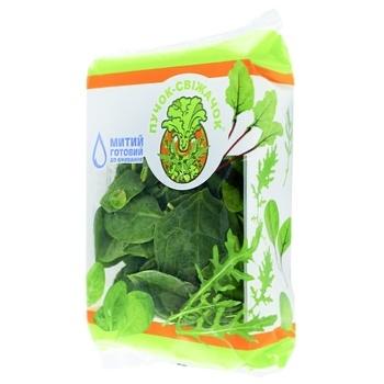 Puchok-svizhachok Baby fresh spinach 75g - buy, prices for CityMarket - photo 1