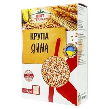 Groats Best alternativa 4pcs 280g - buy, prices for Novus - image 1