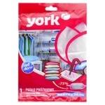 Чохол York для зберігання одягу вакуумний 60x70x34см