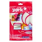 Чехол вакуумный York rool-up для хранения одежды 35х55см