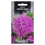 Семена Seedera Цветы Астра высокорослая Крален Люкс 0.25г