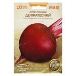 Семена Семена Украины MAXI Свекла Столовая Деликатесная 10г