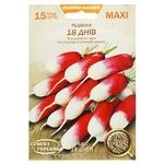 Семена Семена Украины MAXI Редис 15г