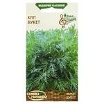 Семена Семена Украины Укроп Букет 3г