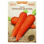 Seeds of Ukraine MAXI Red Giant Carrot Seeds 10g
