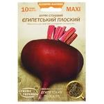 Семена Семена Украины MAXI Свекла Столовая Египетская Плоская 10г
