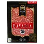 Колбаса Gremio de la carne Бавария полукопченая в/с 100г