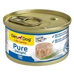 Влажный корм для собак GimDog LD Pure Delight тунец 85г