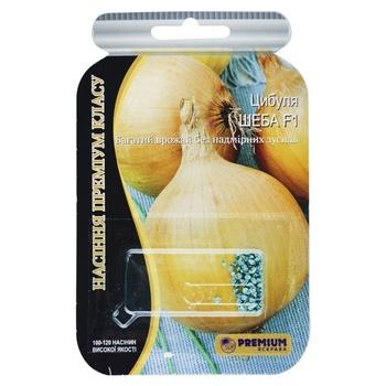 Семена Яскрава Лук Шэба 1 пакет