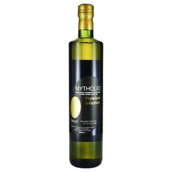 Масло оливковое Mytholio Extra Virgin 750мл