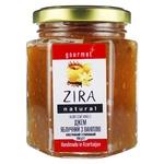 Джем Zira Natural яблочный с ванилью 200г