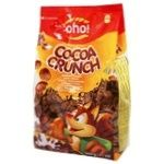 Oho Сосоа Сrunch Dry Breakfast with Cocoa 500g