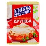 Сыр плавленый Наш Молочник Дружба 40% 75г