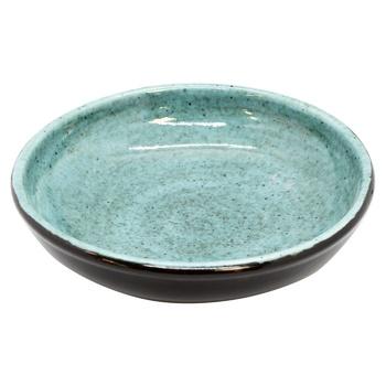 Салатник Manna Ceramics керамічний бірюзовий 450мл