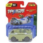 Машинка Trans Racers Військова вантажівка + Самоскид 2в1 іграшкова