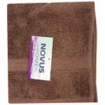 Novus Home Brown Terry Towel 500g/m2 50x90cm