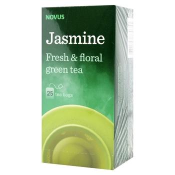Чай зеленый Novus Jasmine китайский 2г*25шт