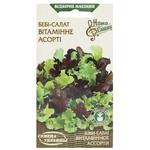 Семена Семена Украины салат-бейби Витаминное Ассорти 1г