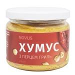 Хумус Novus с перцем грилье 270г