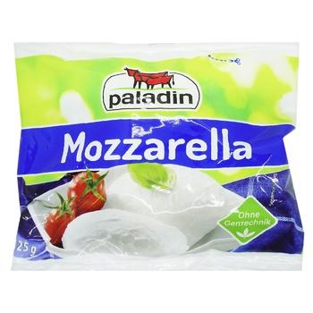 Сыр Paladin Моцарелла 45% 125г
