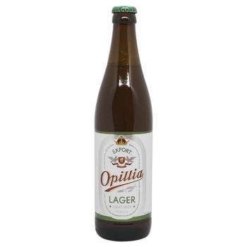 Opilllia Export Lager Light Beer 4,4% 0,5l