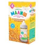 Суха суміш Малиш на молочно-зерновій основі з кукурудзяним борошном 350г