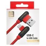 Кабель Luxe Cube USB 2.0 AM-Type-C 1м
