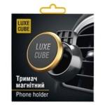 Держатель Luxe Cube для смартфона автомобильный магнитный