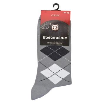 Brestskye Classic Cotton Man's Socks 29s - buy, prices for CityMarket - photo 1
