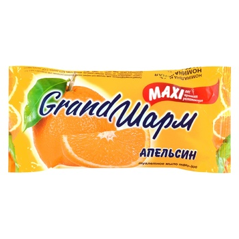 Мыло туалетное Grand Шарм Апельсин 140г
