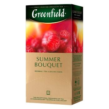 Чай травяной Greenfield Summer Bouquet 2г 25шт