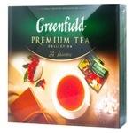 Чай Greenfild Преміум колекція набір 96пак