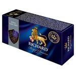 Чай черный Richard Royal Earl Grey в пакетиках 25шт*2г
