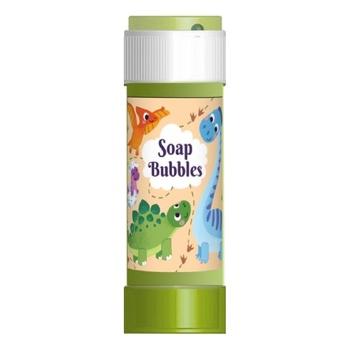 Пузыри мыльные DoDo Динозавры 60мл - купить, цены на Novus - фото 1