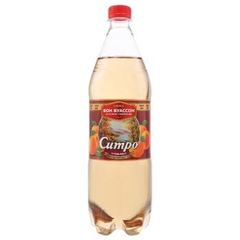 Напиток Бон Буассон Ситро безалкогольный на вкусоароматических добавках сильногазированный пластиковая бутылка 1000мл Украина
