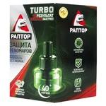 Рідина Раптор Turbo Захист від комарів 40 ночей